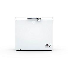 Freezer 198 lts mfh-1980 b 258 c blanco Midea
