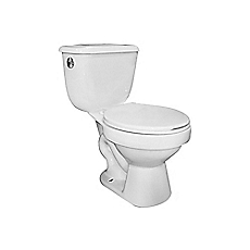 Toilet caburga blanco fanaloza for Sanitarios easy catalogo