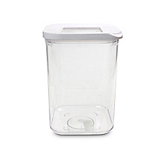 Contenedor 10 x 10 x 15 cm clear Cotidiana