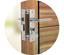 Cerraduras ferreter a for Tipos de llaves de puertas
