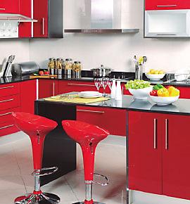 Cocina for Muebles de cocina americana modernos