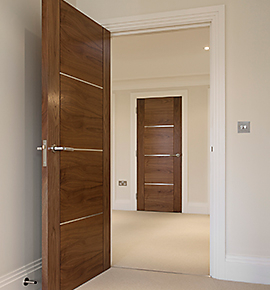 Puertas y aleros construcci n - Puertas piso interior ...