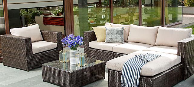 Terrazas for Sillones de terraza baratos