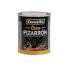 Pintura Pizarron 1 4 Gl Negro Ceresita Easy Cl