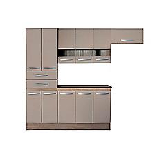 Kit cocina Julia 199 x 226 x 38 cm Favatex - Easy.cl