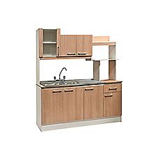Kit Mueble de cocina con lavaplatos y grifería aconcagua Mobikit ...