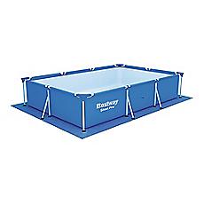Cobertores y pisos piscina piscina for Cubre piscina bestway
