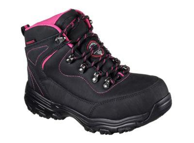 zapatos de seguridad mujer
