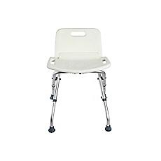 Asiento de seguridad para baño 68-5x49x46 cm blanco Vessanti - Easy.cl 5409ee8e35d1