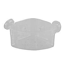 Canasto para baño clear Cotidiana - Easy.cl 3f1b1a8ac610