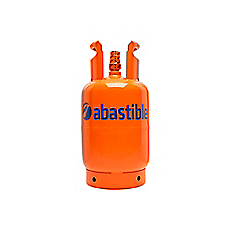 cilindro gas x5 kg abastible