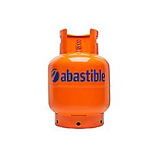 cilindro gas licuado 15 kg 38 x 58 cm naranja abastible