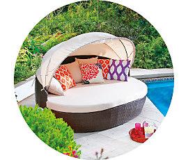 Muebles de terraza for Reposeras para terrazas