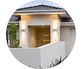 Iluminaci n de exterior iluminaci n for Lamparas para exteriores de casas