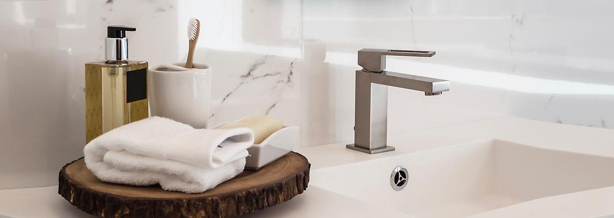 Accesorios y Repuestos Grifería Baño - Easy.cl