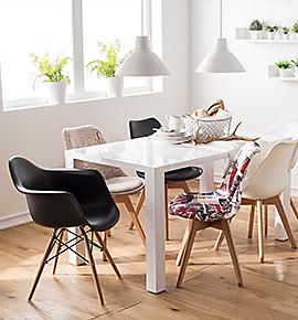 Muebles for Comedores modernos chile