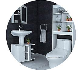 Muebles Baño - Baño - Easy.cl daac6ce63bdc
