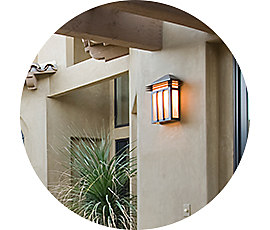 Iluminaci n de exterior iluminaci n for Easy terrazas chile