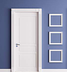 Puertas y aleros construcci n for Puertas de aluminio para habitaciones